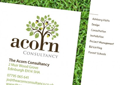 Acorn Consultancy stationery