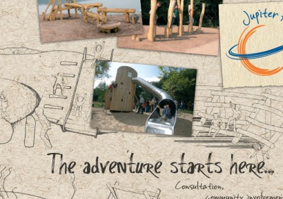 brochure design fro Playground