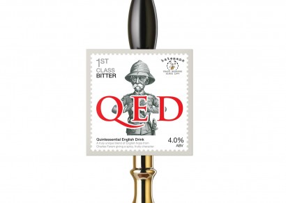 Batemans QED beer pump clip